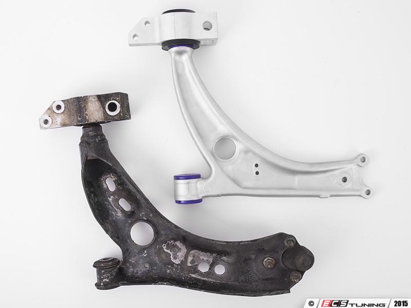 Ecs News Vw Mk5 Amp Mk6 Performance Lower Control Arm Kits