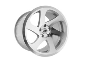 "ES#3084997 - ESM-012-3KT - 18"" Style 012 Wheel - Set Of Four - 18""x8.5"" ET35 57.1CB 5x100 Hyper Silver with Machine Polished Face - ESM Wheels - Volkswagen"