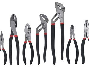 ES#2939141 - ATD827 - 7 Pc Mechanics Pliers Set - The perfect pliers set for any type of mechanic - ATD Tools - Audi BMW Volkswagen Mercedes Benz MINI Porsche
