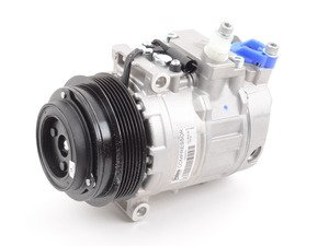 ES#2652222 - 0002307011 - A/C Compressor - Brand new unit, no core charge - Valeo - Mercedes Benz