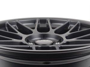 """ES#3025523 - ARC81895ET35SMBK - APEX ARC-8 18x9.5"""" ET35 Satin Black Concave Wheel 18.85lbs - APEX Wheels -"""