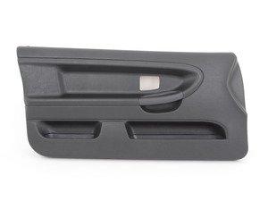 ES#101238 - 51418165415 - Black Door Panel - Left - Replacement door trim panel - Genuine BMW - BMW