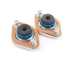 ES#3026976 - JTD909 - Performance Rear Shock Mounts (RSM)  - Rubber mounts with bottom-mount reinforcement plates for easy service without disassembling your trunk interior. - JT Design - BMW