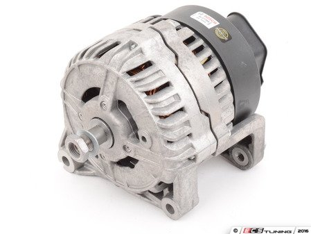 ES#2142867 - 12311744567 - Remanufactured Alternator - 140amp - Includes a $80.00 refundable core charge - Bosch - BMW