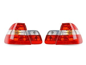 ES#3024861 - 63210141573 - Rear Taillight Set - Euro Clear - Give your BMW a fresh new look - ULO - BMW