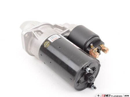 ES#3104531 - 12411466094 - Starter Motor - Remanufactured - Price includes $40 core charge - Bosch - BMW