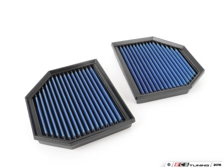 ES#2843687 - 30-10238 - Pro 5R Oiled Air Filter Set - Higher flow, higher performance - washable and reuseable! - AFE - BMW