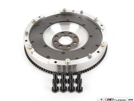 ES#3025217 - 520-180-240 - JB Racing Lightweight Aluminum Flywheel - Reduce drivetrain loss and improve throttle response! Works with your stock clutch! - JB Racing - BMW