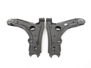 ES#3022083 - SBFMK2R32CA - Performance Lower Control Arm Kit - Featuring R32 bushings for increased feeling and response. - Black Forest Industries - Volkswagen