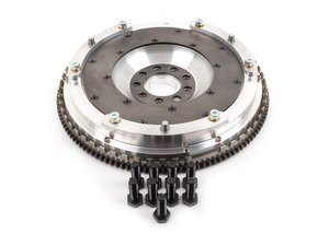 ES#3025216 - 520-160-240 - JB Racing Lightweight Aluminum Flywheel - Reduce drivetrain loss and improve throttle response! Works with your stock clutch! - JB Racing - BMW