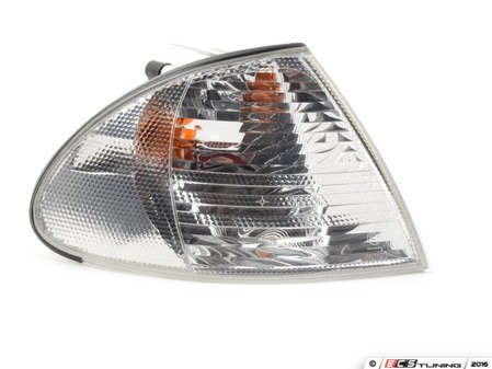 ES#3034877 - 63136902770 - Front Turn Signal Assembly - Right - White turn signal assembly - Automotive Lighting - BMW