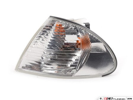 ES#3024656 - 63136902769 - Front Turn Signal Assembly - Left - White turn signal assembly - Automotive Lighting - BMW