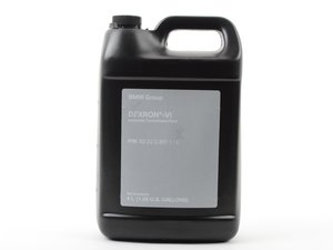 ES#197387 - 83220397114 - Dexron VI Automatic Transmission Fluid - 4 Liter - For use in some late-model GM transmissions - Genuine BMW - BMW