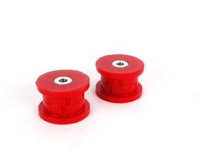 ES#1895905 - RTABE36E46 - Rear Urethane Trailing Arm Bushing Set - Red - Time for a suspension upgrade? - UUC - BMW