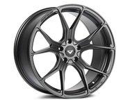 """ES#3075894 - 10319MBW204Fkt1 - 19"""" V-FF 103 Style Wheels - Set Of Four - 19""""x8.5"""" ET45 57.1CB 5x112 Mystic Black - Vorsteiner - Audi Volkswagen"""