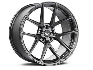 """ES#3075774 - 10119gma3s3KT - 19"""" V-FF 101 Style Wheels - Set Of Four - 19""""x8.5"""" ET45 57.1CB 5x112 Carbon Graphite - Vorsteiner - Audi Volkswagen"""
