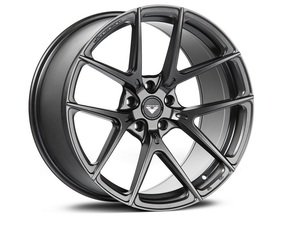 "ES#3075782 - 10119GMB8S4Fkt1 - 19"" V-FF 101 Style Wheels - Set Of Four - 19""x9.5"" ET37 57.1CB 5x112 Carbon Graphite - Vorsteiner - Audi"