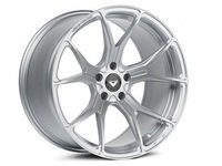 "ES#3076020 - 10321SLMCNFkt1 - 20"" V-FF 103 Style Wheels - Set Of Four - 21""x9"" ET21 57.1CB 5x112 Mercury Silver - Vorsteiner - Audi"