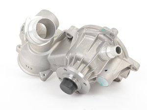 ES#3075864 - 11517524551 - Water Pump - High quality, German-made pump featuring a metal impeller - Kolbenschmidt - BMW