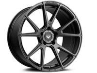 """ES#3082223 - 10619GMW205Fkt1 - 19"""" V-FF 106 Style Wheels - Set Of Four - 19""""x8.5"""" ET45 57.1CB 5x112 Carbon Graphite - Vorsteiner - Audi Volkswagen"""