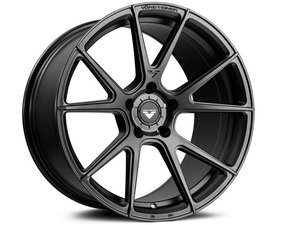 "ES#3082229 - 10619GMW205Rkt1 - 19"" V-FF 106 Style Wheels - Set Of Four - 19""x9.5"" ET46 57.1CB 5x112 Carbon Graphite - Vorsteiner - Audi"