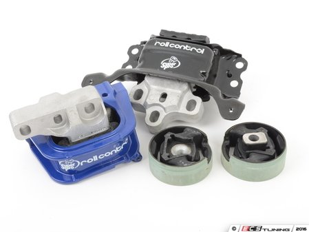 ES#3046013 - TRC2001 - SuperPro Performance Drivetrain Mount Kit - (NO LONGER AVAILABLE) - Polyelast rubber poly mix for a stiffer ride with none of the NVH of Poly bushings! - SuperPro -