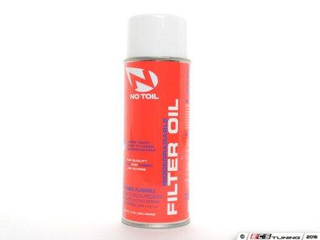 ES#3546630 - nt0-aerosolKT - No-Toil Foam Filter Oil - For use with ITG foam filters - No T-oil - Audi BMW Volkswagen Mercedes Benz MINI Porsche