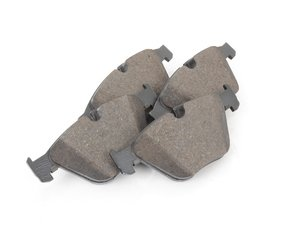 ES#3023962 - 34112283865 - Front Brake Pad Set - Quality pads from an original equipment supplier - Pagid - BMW