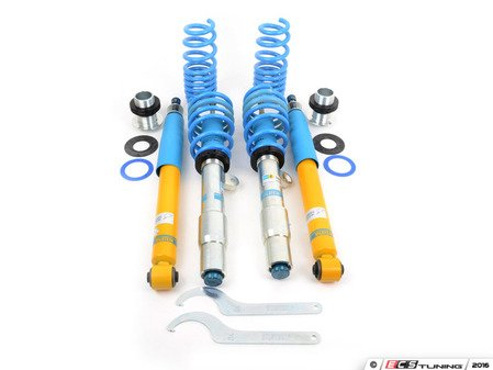 ES#2681179 - 48-145701 - B16 PSS10 Coilover System - Height adjustable suspension system offering adjustable compression and rebound to dial in for competition, comfort, or anywhere in between. World-famous Bilstein quality with a limited lifetime warranty! - Bilstein - BMW