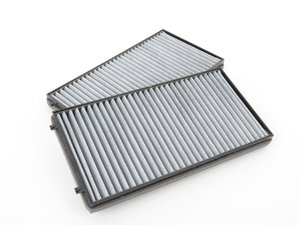 ES#3022358 - 64116921019 - Cabin Filter - Pair - Keep the air coming into your vehicle clean - Mann - BMW
