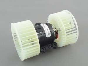 ES#3024077 - 64118385558 - Blower Motor - Keep your climate control system functioning with this new blower motor - Hella - BMW