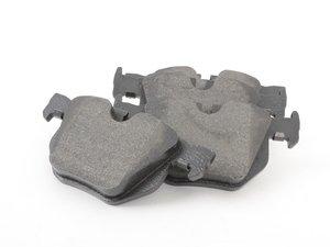 ES#3024007 - 34216763044 - Pagid Rear Brake Pad Set - Quality replacement brake pads - Pagid - BMW