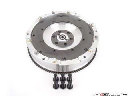 ES#3025218 - 520-200-240 - JB Racing Lightweight Aluminum Flywheel - Reduce drivetrain loss and improve throttle response! Works with your stock clutch! - JB Racing - BMW