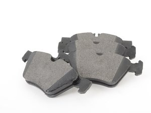 ES#2695930 - 0044200720 - Front Brake Pad Set - Does not include new brake pad wear sensors - PBR - Mercedes Benz