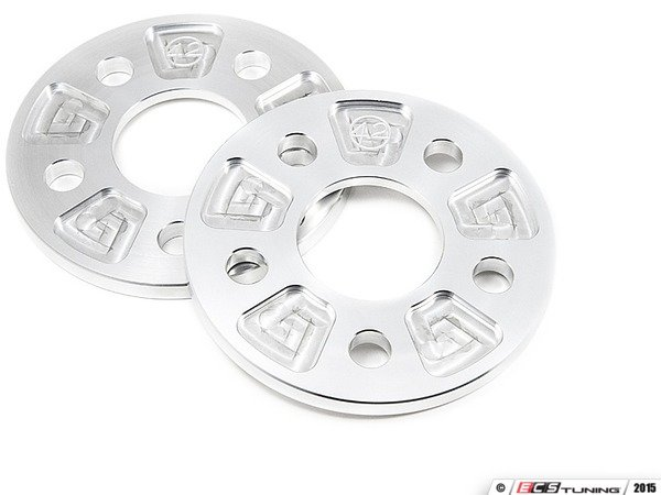ES#3078300 - 4308209 - 42 Draft Designs Wheel Spacers - 10mm (1 Pair)- No Lip - Exclusively built for your Volkswagen or Audi - 5x112 - 42 Draft Designs - Volkswagen