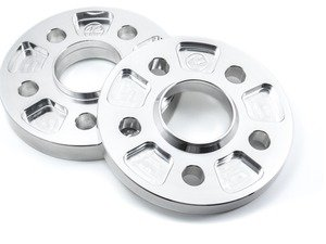 ES#3082002 - 9720131 - 42 Draft Designs Wheel Spacers - 15mm (1 Pair) - Exclusively built for your Volkswagen or Audi - 5x112 - 42 Draft Designs - Volkswagen