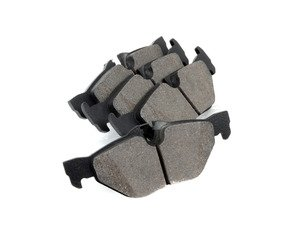 ES#3036191 - 309.12670 - StopTech Sport Brake Pads - Rear - High performance street pad suitable for autocross and light track days - StopTech - BMW
