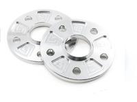 ES#3081045 - 8364584 - 42 Draft Designs Wheel Spacers - 10mm (1 Pair) - Exclusively built for your Volkswagen or Audi - 5x100 - 42 Draft Designs - Audi Volkswagen