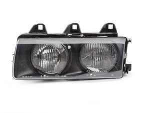 ES#3022165 - 63121468865 - Headlight Assembly - Left - Replace your faded, scratched, or cracked headlight - TYC - BMW
