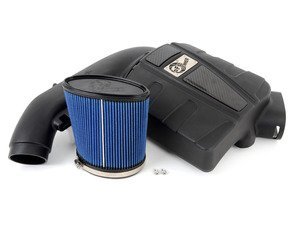 ES#3149346 - 54-82082-1 - Magnum FORCE Pro 5R Stage 2 Air Intake System - Excellent sound & power - the ultimate performance intake! +32hp & +60lb/ft! - AFE - BMW