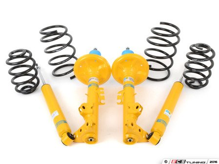 ES#2983728 - 46-180957 - B12 Pro-Kit Suspension System - Expertly matched performance Eibach Pro-line lowering springs and Bilstein shock/strut package for a dramatic increase in performance handling. World-famous Bilstein quality with a limited lifetime warranty! - Bilstein - BMW