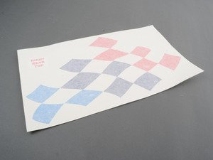 ES#3024911 - 51148014500 - Motorsport Flag Decal Set - Give your E36 Coupe the LTW treatment - Turner Motorsport - BMW