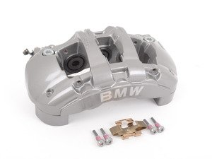 ES#59304 - 34106786059 - Front Brake Caliper - Left - New, not remanufactured. - Genuine BMW - BMW