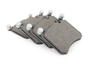 ES#3023980 - 34116799964 - Front Brake Pad Set - High quality original equipment brake pads - Pagid - BMW