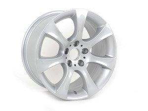 "ES#65014 - 36116775646 - 18"" Star spoke style 124 - Priced Each - 18x9 ET32 CB 72.6mm. - Genuine BMW - BMW"