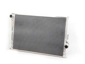 ES#3024334 - FHP13x-01E46M - Turner Motorsport Aluminum Radiator Upgrade - A Turner / Fluidyne collaborative core designed to increase cooling performance while maintaining a stock-sized form factor - Turner Motorsport - BMW