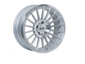 "ES#3063532 - ESM-008-6kt - 18"" Style 008 Wheels - Set Of Four - 18""x9.5"" ET42 57.1CB 5x112 Silver - ESM Wheels - Audi Volkswagen"