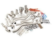 ES#3148317 - 789301KT - E60 M5, E63 M6 Supersprint Tubolare Performance Headers - Supersprint -