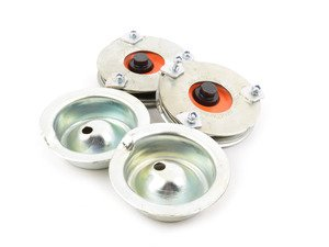 ES#3149925 - 195216-1J - K-MAC Stage 1 Street - Front Adjustable Camber/Caster Plates - Solid bushing option for track enthusiasts dialing in their suspension - KMAC - MINI