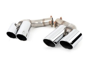 ES#3048286 - 985426 - Supersprint Endpipes Kit - F15 X5 - Revamp the look and style of your vehicle with these exhaust tips from Supersprint - Supersprint - BMW